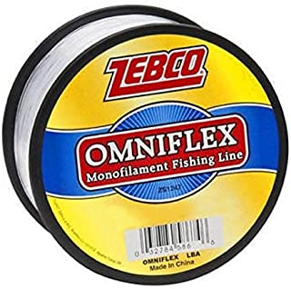 Omniflex Zebco 50lb Test Monofilament Fishing Line 150 Yards