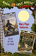 Magic Tree House: Books 5 and 6: Night of the Ninjas, Afternoon on the Amazon
