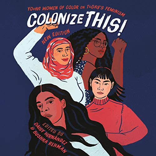 Colonize This! audiobook cover art