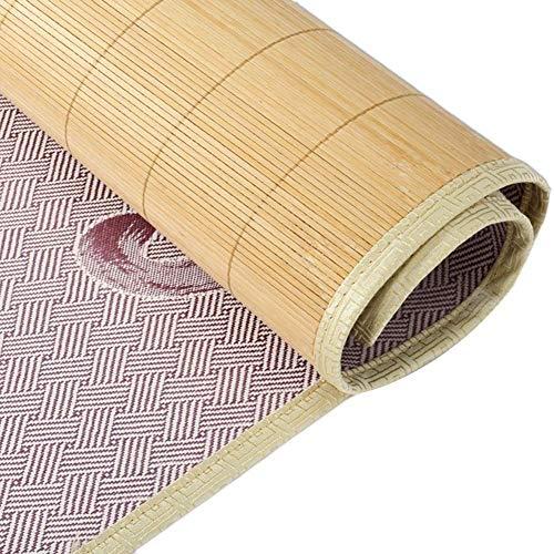 Raffreddamento Topper letto materasso materasso materassi di raffreddamento biancheria da letto di paglia estate estate tappetini letto letto estate estate home divano cuscino doppio uso di bambù