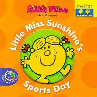 Little Miss Sunshine's Sports Day