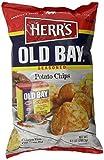 Herr's Old Bay Potato Chips, 9 Ounce