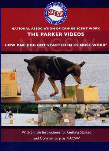 The Parker Videos: How One Dog Got Started in K9 Nose Work