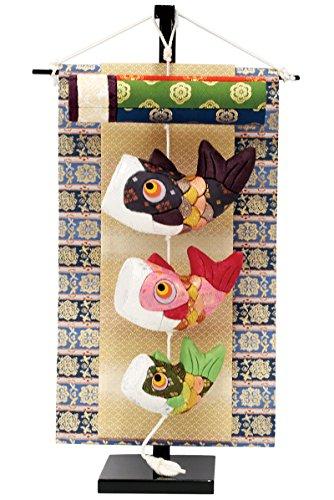 こいのぼり 村上鯉 室内鯉のぼり 室内用 室内鯉飾り (特小) 木目込 翔 mk-175-127
