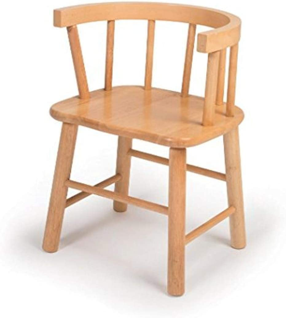Whitney Brothers Bentwood Back Maple Chair