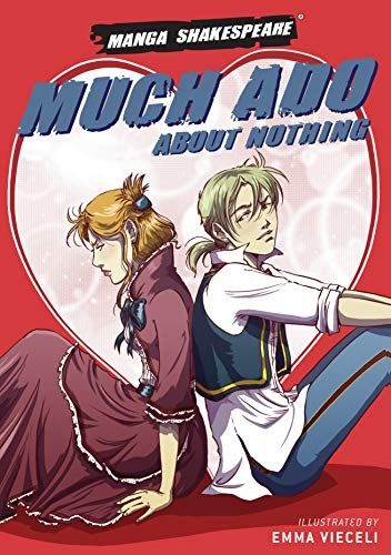Manga Shakespeare: Much Ado About Nothing (English Edition)