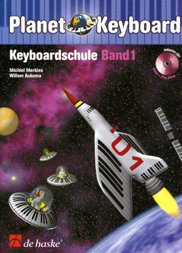 Planet Keyboard, Keyboardschule, m. Audio-CD