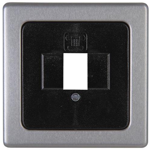 Kopp 350220183 Vision Abdeckung für TAE-Telefon-Anschlussdose