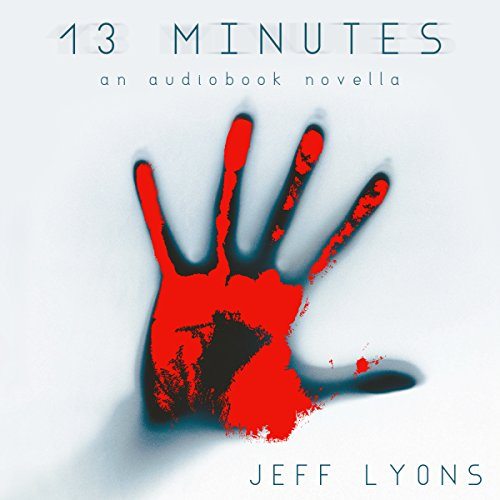 13 Minutes audiobook cover art