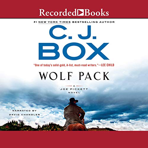 Wolf Pack                   By:                                                                                                                                 C. J. Box                               Narrated by:                                                                                                                                 David Chandler                      Length: 9 hrs and 51 mins     1,199 ratings     Overall 4.7