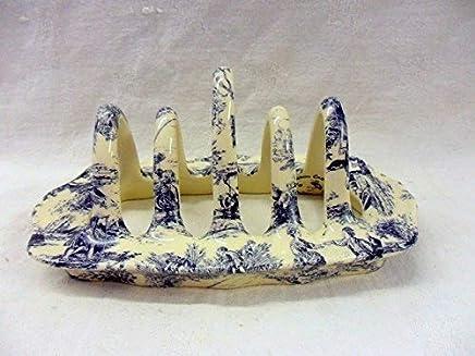 Blau Französisch Toast Rack preisvergleich bei geschirr-verleih.eu