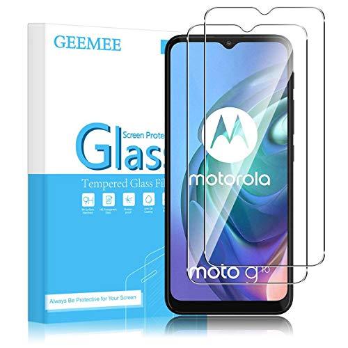 Motorola G9 Plus Protector Pantalla Marca GEEMEE