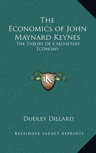 Economics of John Maynard Keynes