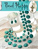 Bead Happy: Simple Jewelry For Everyday Wear! (Design Originals) Easy, Beginner-Friendly Projects for Beautiful Necklaces, Chokers, Bracelets, Earrings, & More, Made with Budget-Friendly Materials