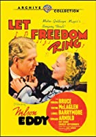 Let Freedom Ring [DVD] [Import]