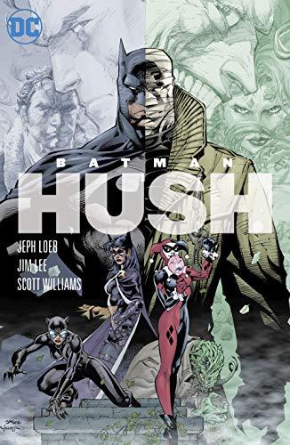 Batman: The Complete Hush (Batman (1940-2011)) (English Edition)