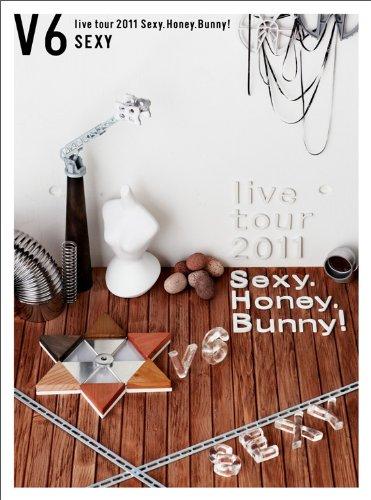 V6 live tour 2011 Sexy.Honey.Bunny!(Sexy盤)(初回生産限定)[DVD]の詳細を見る