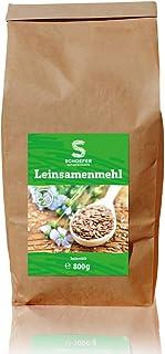 Bio Leinsamenmehl beste Qualität | 100% vegan | 800 g