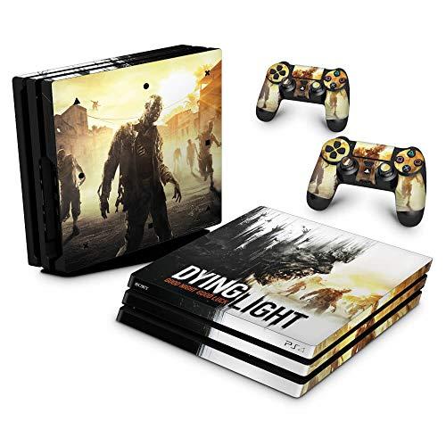 Skin Adesivo para PS4 Pro - Dying Light