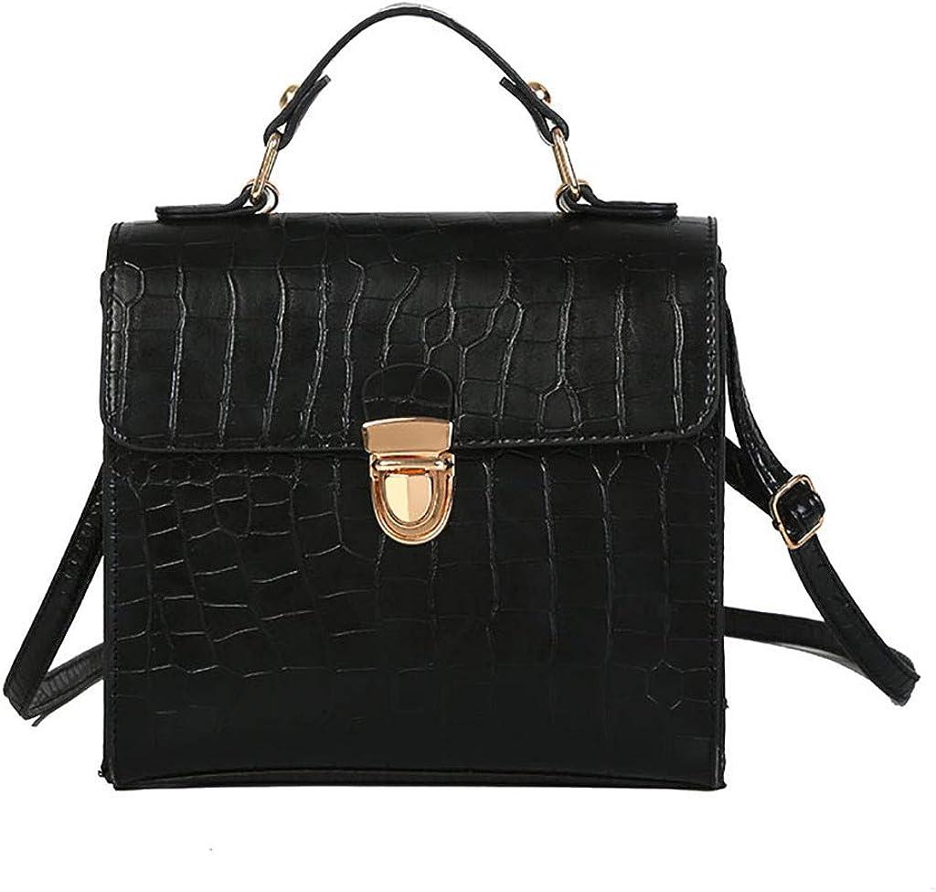 100% quality warranty Women Crocodile Bags Designer trend rank Handle Shou Crossbody Leather