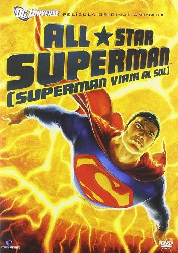 All Star Superman (Superman Viaja Al Sol) [DVD]