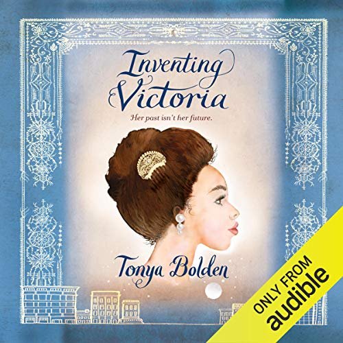 Inventing Victoria audiobook cover art
