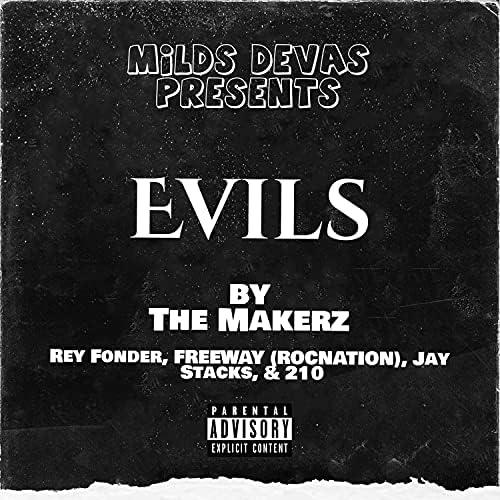 The Makerz feat. Rey Fonder, Freeway, Jay Stacks & 210