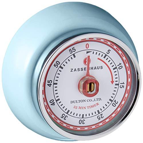 Zassenhaus Kuchenprofi 26Z72358 - Contaminuti calamitato, Colore: Azzurro Chiaro