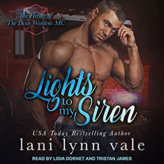 Lights to My Siren audiobook cover art