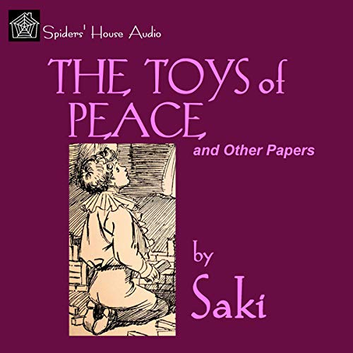 The Toys of Peace cover art