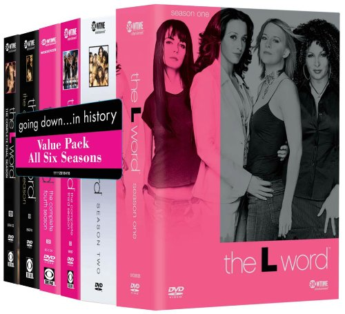 The L Word: Complete Series Pack