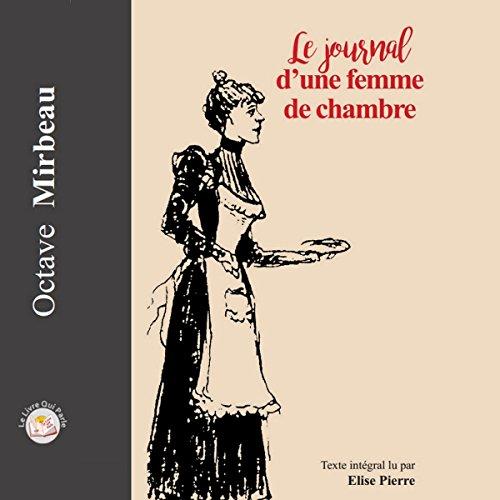 Le journal d'une femme de chambre cover art