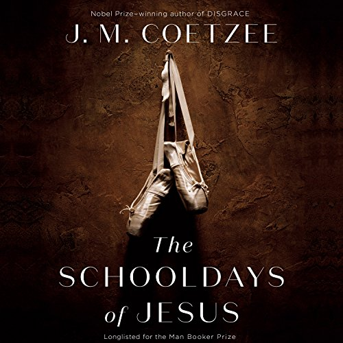 The Schooldays of Jesus audiobook cover art