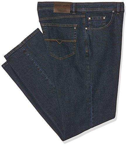 Pierre Cardin Herren Loose Fit Jeans Dijon 3231, Blau (Indigo 02), 35W / 34L