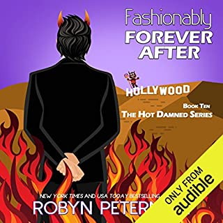 Fashionably Forever After audiobook cover art