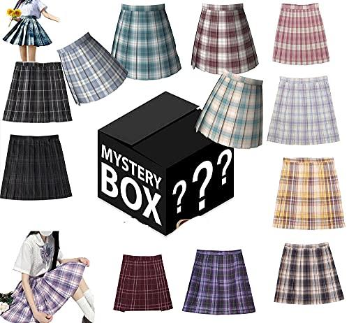 CXVXC Mystery Box, Mystery Box, slumpmässig elektronisk sminklåda, överraskningslåda, blindlåda får öppnasleksaker, smink, elektronik, mobiltelefoner, väska allt är möjligt.