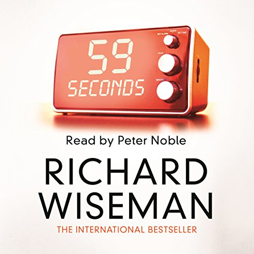 Couverture de 59 Seconds