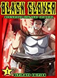 Mysteriuos Five Leaf Grimoire: Book 1 - Manga Black Clover For Kids Fantasy Action Graphic (English Edition)