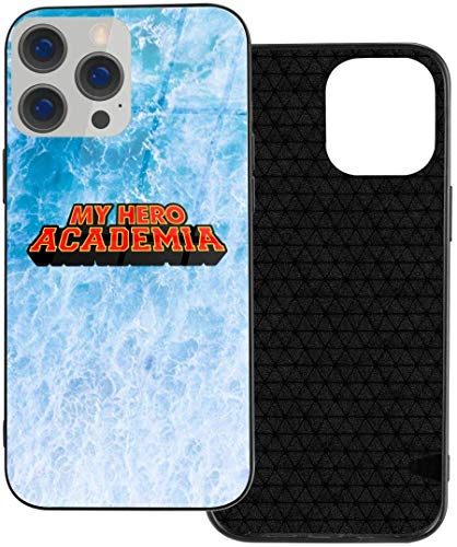 My Hero Academia Logo Anime iPhone 12 Series TPU Glass Case iphone12mini-5.4New 2021 Gifts