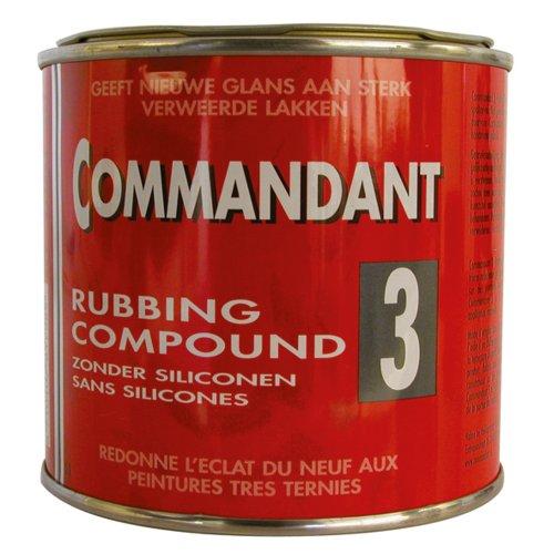 Commandant 1830653 C35 Rubbing Compound Nr 3