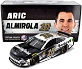 Racing Series: NASCAR Cup Series Driver: Aric Almirola; Sponsor: Smithfield Model Year: 2019; Car Make: Ford; Car Model: Mustang Scale: 1: 24-scale Finish: Standard ; Production Quantity: 805