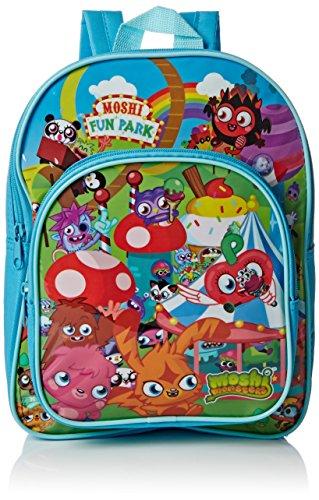 Moshi Monsters, Schulrucksack Blau blau 4-6 Jahre