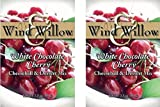 Wind & Willow Sweet Cheeseball and Dessert Mix - 3.5 Oz. (2-pack) (White Chocolate Cherry)