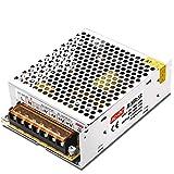 LEDMO 12V 10A 120W Transformador de Potencia, Fuente de Alimentación, Transformador de Voltaje para la Tira de LED