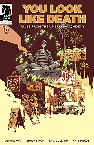 Tales from the Umbrella Academy: You Look Like Death #1 (English Edition)