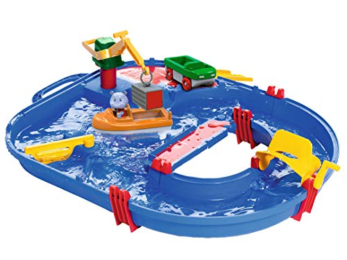 Aquaplay 8700001501 - Wasserbahn Set