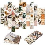 50 Stück Boho-ästhetische Bilder, Wandcollage,