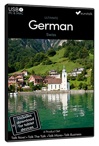 EuroTalk Ultimate Swiss German - US…