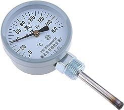 Indicador de Temperatura Termómetro Dial Bimetálico Herramientas Multiusos y Accesorios