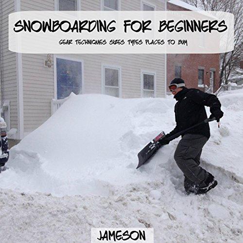 Snowboarding for Beginners audiobook cover art